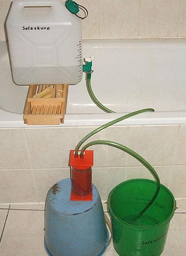 woran messe ich wenn ich osmosewasser trinke